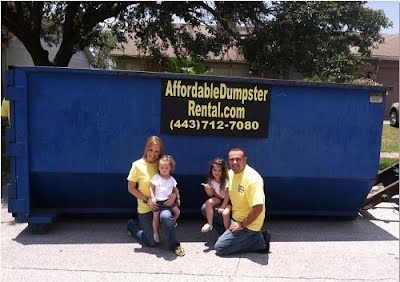 roll off dumpster rental baltimore washington dc