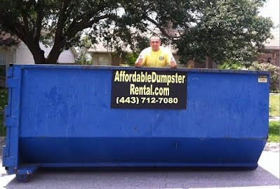 rent a dumpster washington dc baltimore